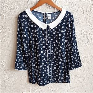 Disney Collection By LC Conrad Daisy Blouse